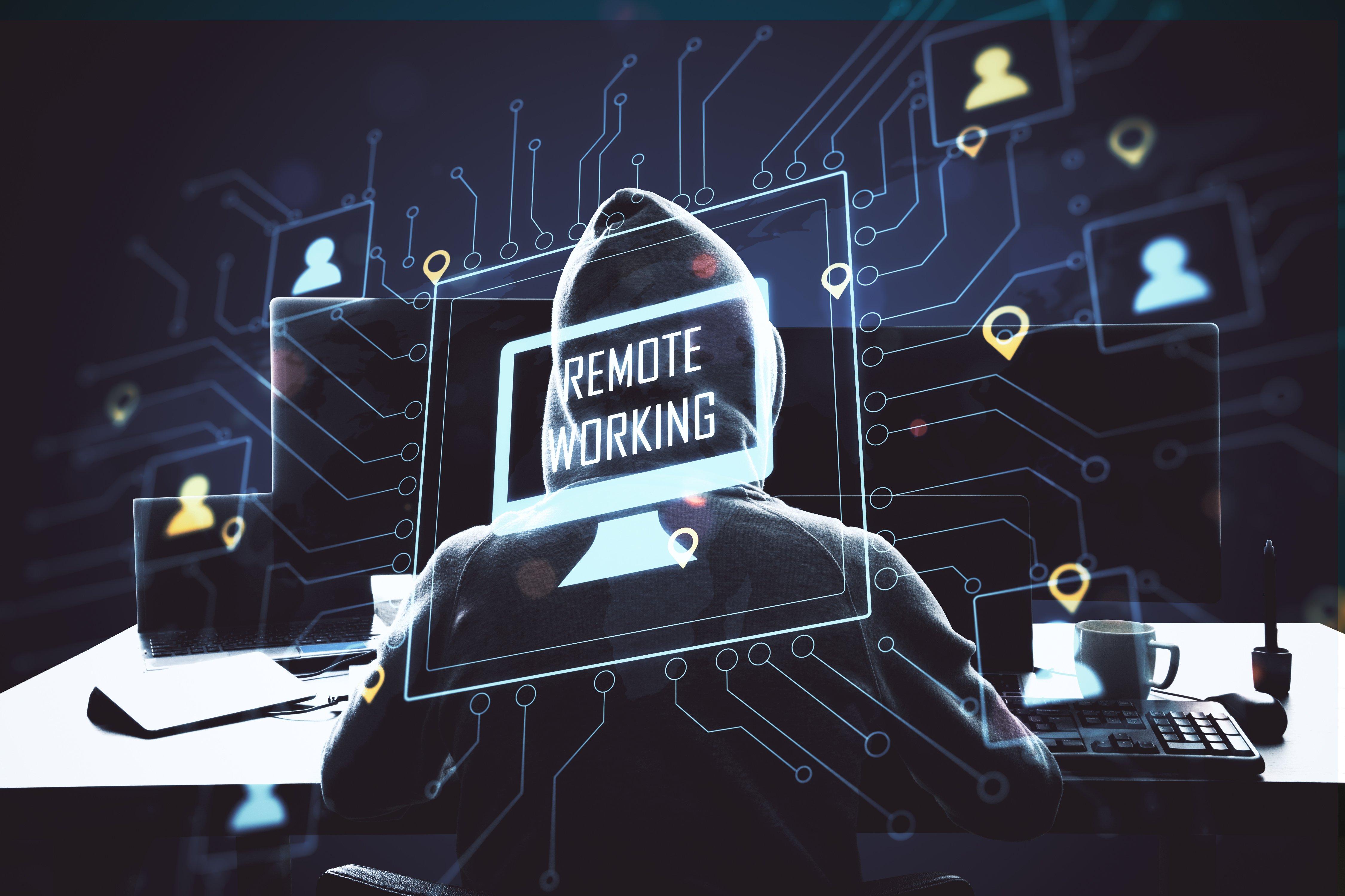 Remote Cyber Attack